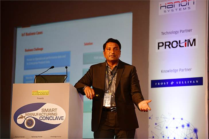 """Prabhu Patil, CEO, Prolim Global Corp: """"System engineering, thinking and quality are essential while designing and developing products which must be simple, usable and with superior quality."""""""