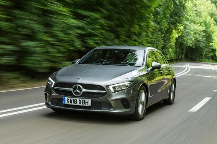 Introduced in the A-Class in 2018, the MBUX system is now available across Merc
