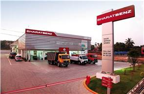 DICV plans to have 350 dealerships in place across India by the end of 2022. (File photo)