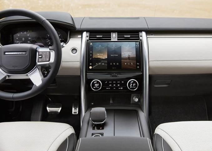 Always-connected Pivi Pro's high-resolution touch-screen allows users to control all aspects of the vehicle using the same processing hardware as the latest smartphones.
