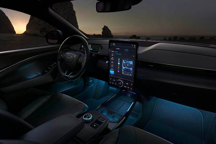 """Murat Gueler, Ford's European design chief, said the aim was to create """"something special that stands out from the crowd"""""""