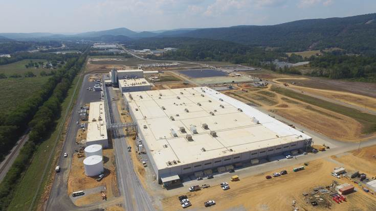 Dayton plant will focus on production of passenger, SUV and light truck tyres sold primarily in the N American market. At full capacity, it will produce 4 million tyres per annum.