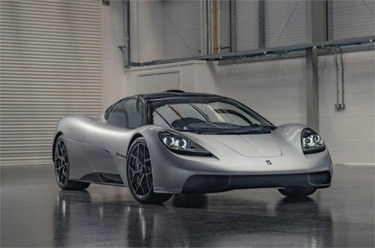 The T.50 has been engineered to be the purest, lightest, most driver-centric supercar ever.