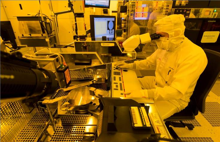 300 mm semiconductor