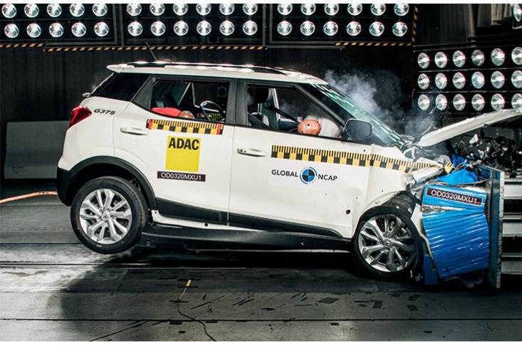 Mahindra XUV300 bagged ?ve star Global NCAP rating for adult occupant protection and four stars for child occupant protection last month. It is the highest combined occupant safety rating for any car tested in India.
