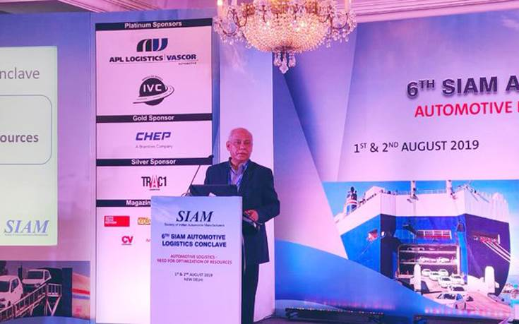 "Prem K Verma, chairman, SIAM Logistics Group & Project Leader - D&L Strategy, Tata Motors: ""As India Auto Inc wants to contribute to over 12% to India's GDP, it needs to optimise its resources."""