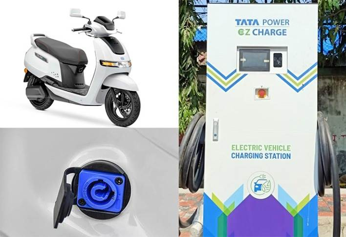 As part of the MoU, the two companies are to drive a comprehensive implementation of Electric Vehicle Charging Infrastructure (EVCI) across India and deploy solar power technologies at TVS Motor locations.
