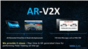 Tata Elxsi's AR-V2X creates virtual infrastructure and cars based on the user's configuration.