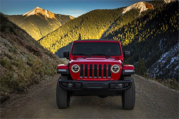 Local production of fourth-gen Jeep Wrangler means prices should reduce from the current Rs 63.94-68.94 lakh.