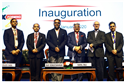 Dignitaries at IMTEX Forming 2020 - Tooltech 2020 inauguration