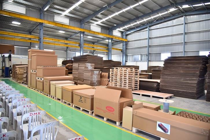 Pune-based Econovus claims its packaging solutions enable 93% reduction in packaging carbon footprint and up to 15% savings in packaging costs.