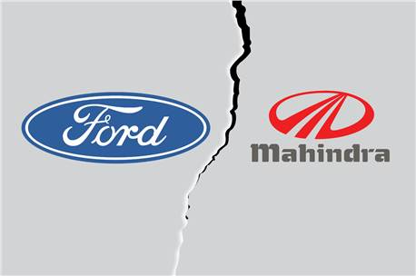 Mahindra, Ford: Second time unlucky