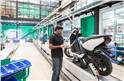 Ather Energy is moving to a new manufacturing facility in Hosur, Tamil Nadu, which will be designed to produce up to 1 million vehicles a year.