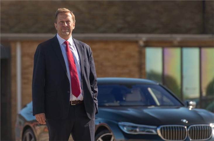 """Beck and Holitzer CEO Andrew Hodgson: """"The whole supply chain will be transformed by the journey from the internal combustion engine to electrification"""""""