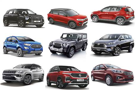 Utility Vehicle sales in India cross a million units for the first time in a year