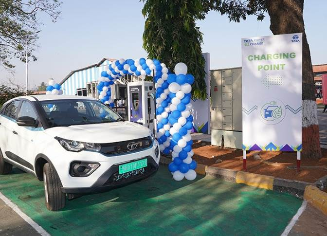 Tata Power plans to set up 700 EV charging stations across India by December 2021. In June 2020, it partnered MG Motor India to deploy 50kW DC superfast chargers and offer end-to-end EV charging solutions at MG dealerships.