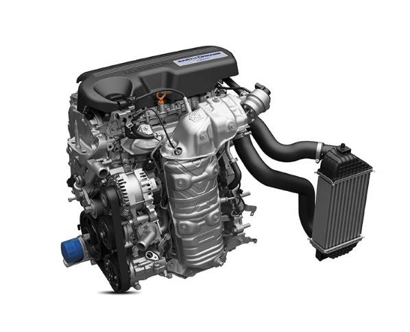 The 1.5-litre i-DTEC petrol engine develops 98bhp and 200 Nm and has a claimed fuel efficiency of 24.1kpl.