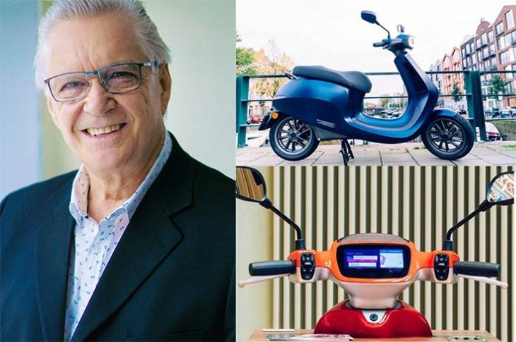 "Jose Pinheiro, Head, Global Manufacturing & Operations, Electric Mobility: ""I look forward to collaborating with this incredible team and building a world-class manufacturing facility to deliver Ola's range of electric two-wheelers including the upcoming electric scooter."""