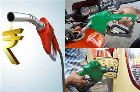 Petrol up by Rs 17 a litre, diesel by Rs 17.47 in nine months