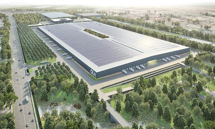 High on sustainability, Ola says there will be 100 acres of forest cover around the factory and 2 acres inside it with manufacturing operations powered by solar and renewable energy.