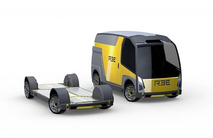 REE's innovative tech enables fully-flat and modular EV platforms that can carry more passengers, cargo and batteries as compared to conventional electric or IC vehicles.