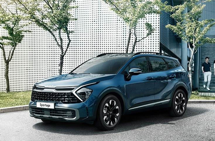 """New Sportage, which Kia bills as """"the ultimate urban SUV"""", is the result of a collaborative effort between Kia's main global design network in Korea, Germany, the US and China."""