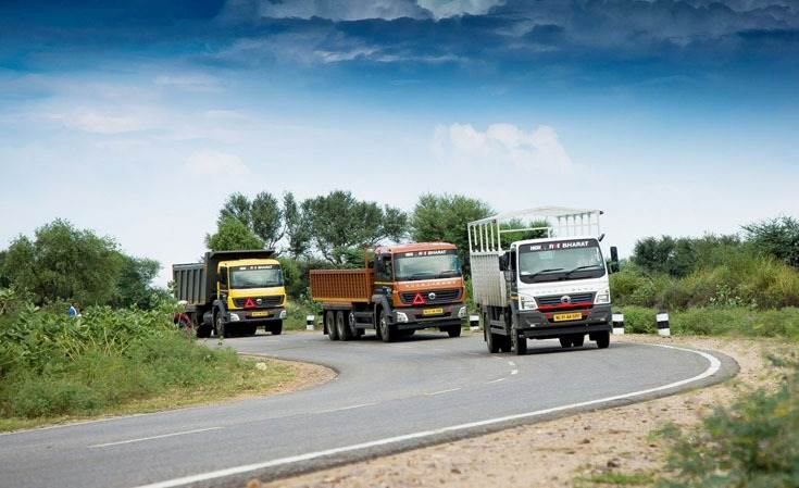 Daimler India Commercial Vehicles sold 13,200 vehicles of its BharatBenz trucks in January through November 2019, about 35 percent fewer than in prior-year period (January to November 2018: 20,500).
