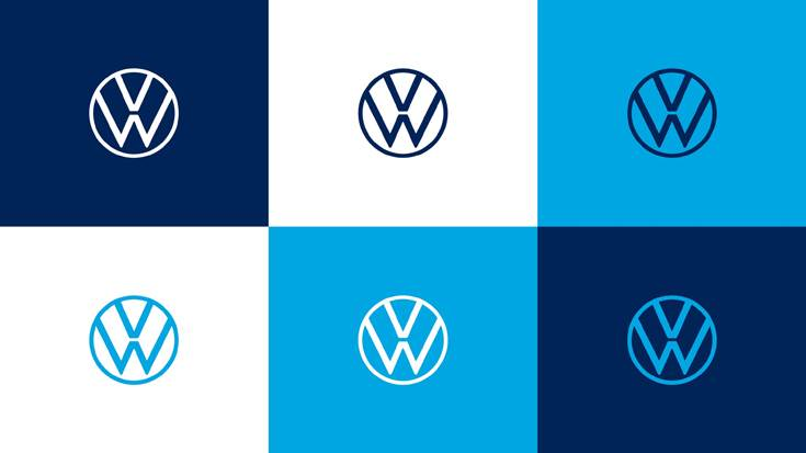 the new logo with its flat two-dimensional design is clearer and reduced to its essential elements.