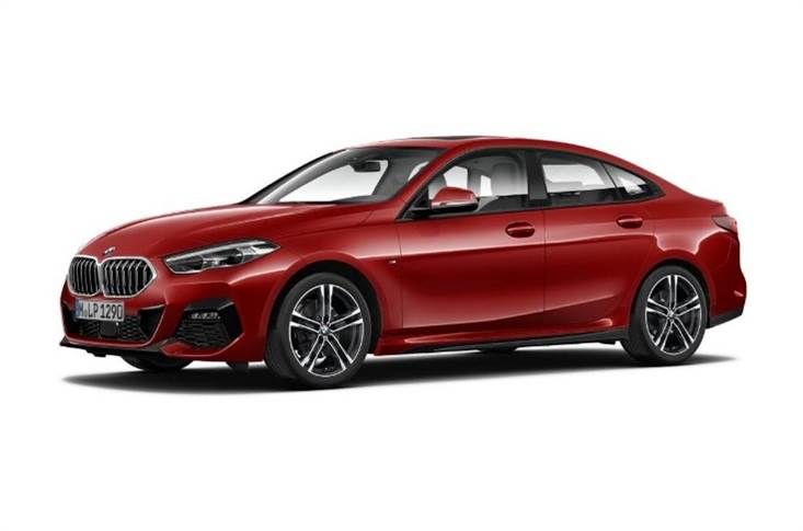 The BMW 2 Series Gran Coupe will rival the upcoming Mercedes-Benz A-class Limousine and new Audi A3.