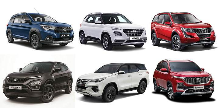 Cumulative September 2019 sales of 7 passenger vehicle OEMs are nearly 13 percent better than the numbers in August 2019 albeit they are 26% down on year-ago sales.New SUV launches helping draw buyers