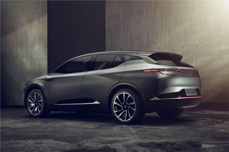 Byton SUV is due to go into production in 2019