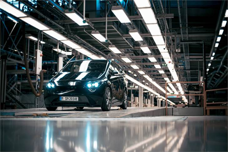 Series production is slated to start in second-half 2020. It will be priced at 25,500 euros (Rs 20.26 lakh). Other vehicles based on the Sion platform are planned.