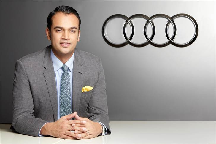 Rahil Ansari has been appointed Senior Director – Central Sales Controlling (Global), Audi AG.
