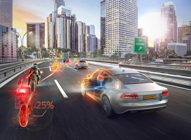 Continental says managing complex driving scenarios is one of the biggest challenges on the way towards autonomous mobility.