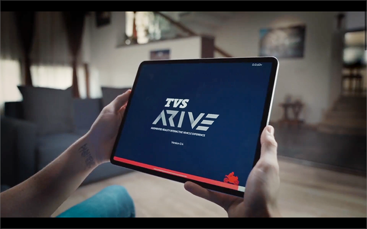 TVS plans to bring its entire range of two-wheeler products onto the ARIVE app over the coming months.