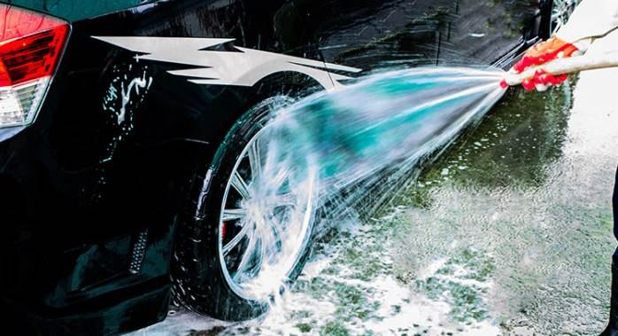 World Water Day Startup Zonnett Offers Car Wash Services Without Water