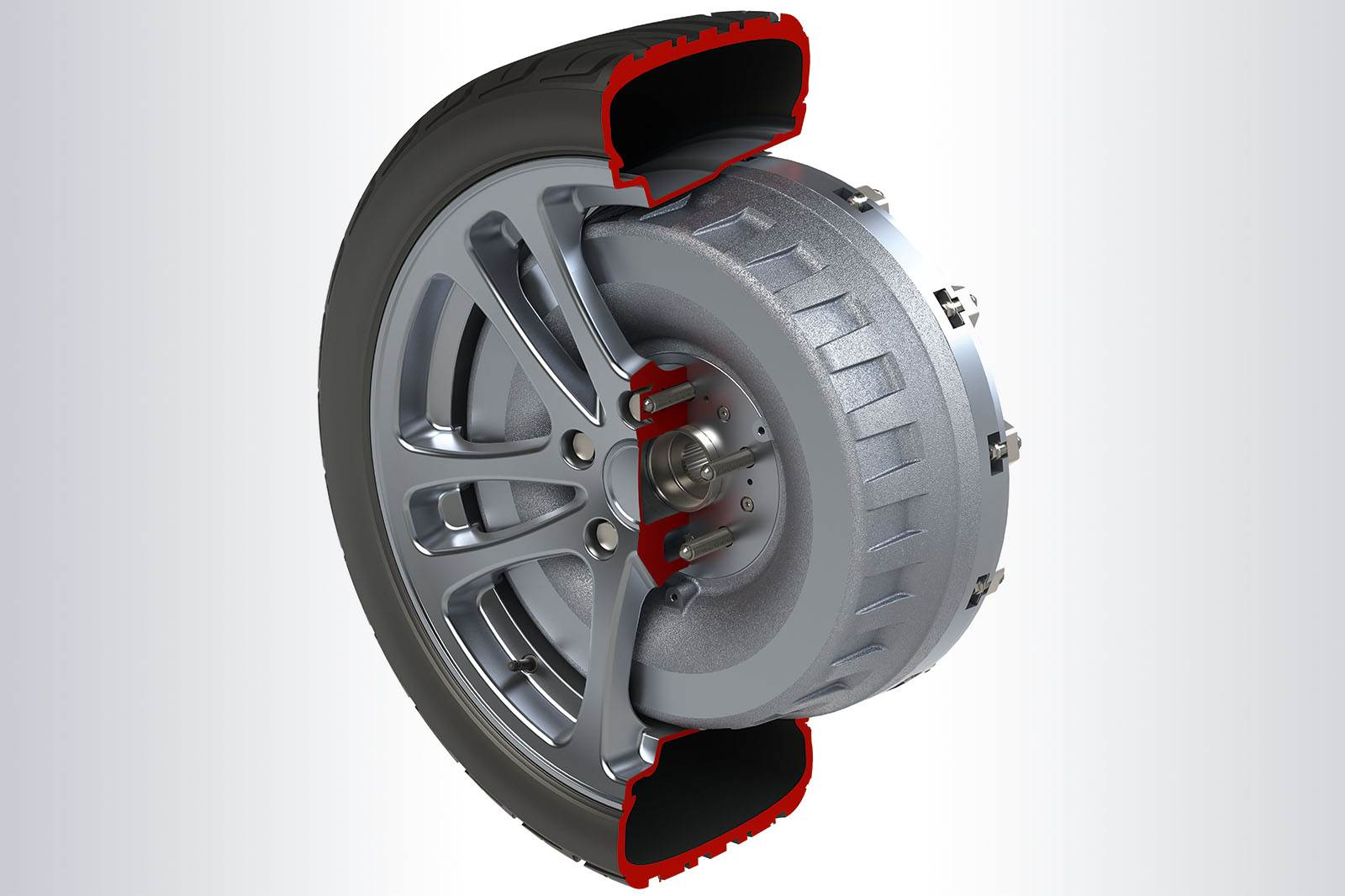 Pioneering in-wheel electric motor tech set to transform EVs this year