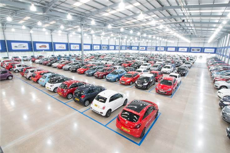 Cartrade Picks Up 51 Stake In Shriram Automall