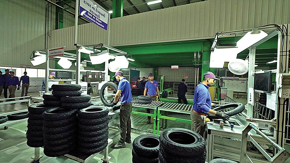 maxxis-india-s-first-manufacturing-plant-in-sanand-gujarat-visual-inspection