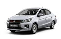 The Attrage is a four-door, five-occupant compact sedan powered by a 1.2-litre engine and sold in over 60 countries, including Thailand, North America and others. Total sales are around 280,000 units worldwide.