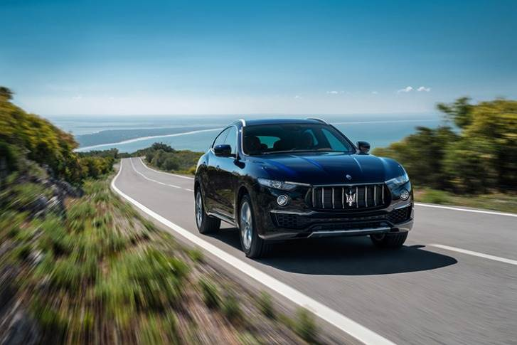 "Levante, Ghibli and Quattroporte share the same MTC+ infotainment system, which is based on a high resolution 8.4"" multi-touch screen and a double rotary knob on the center console."