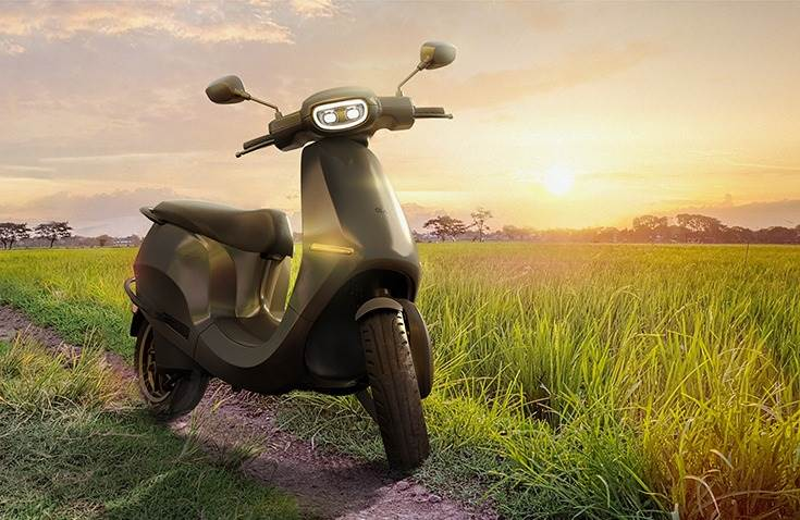 """Ola claims its e-scooter will have """"class-leading speed, unprecedented range, the biggest boot space as well as advanced technology."""""""