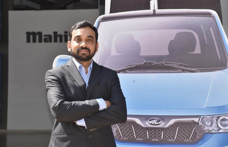 "Mahesh Babu, CEO, Mahindra Electric: ""With this approval by SBT, we are committed to reduce greenhouse gas emissions up to 35% with every car produced between 2018-2033."""