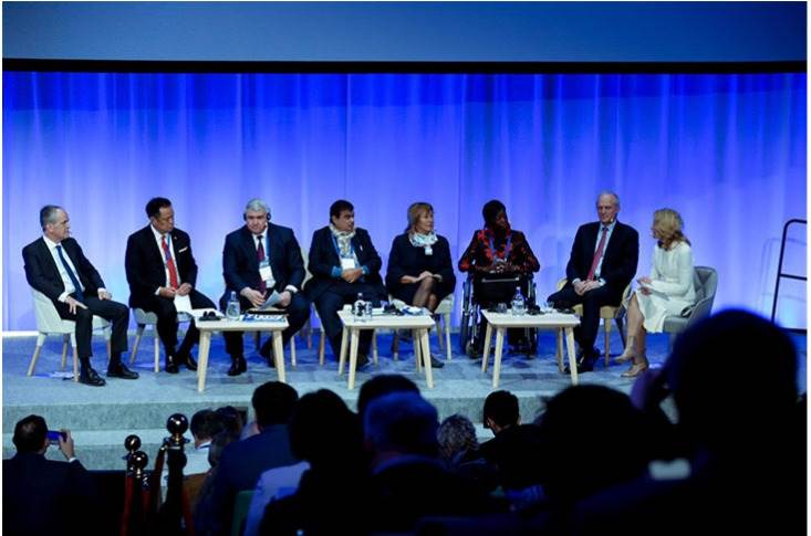 India's Minister for Road Transport and Highways, Nitin Gadkari highlighted the need forcollective responsibility of government authorities towards road safety at the third Global Ministerial Conference in Sweden.
