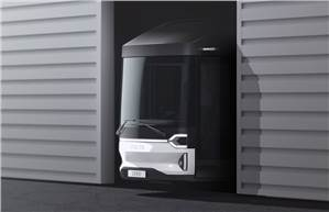 The Volta Zero is the world's first purpose-built full-electric 16-tonne vehicle designed for inner-city freight deliveries
