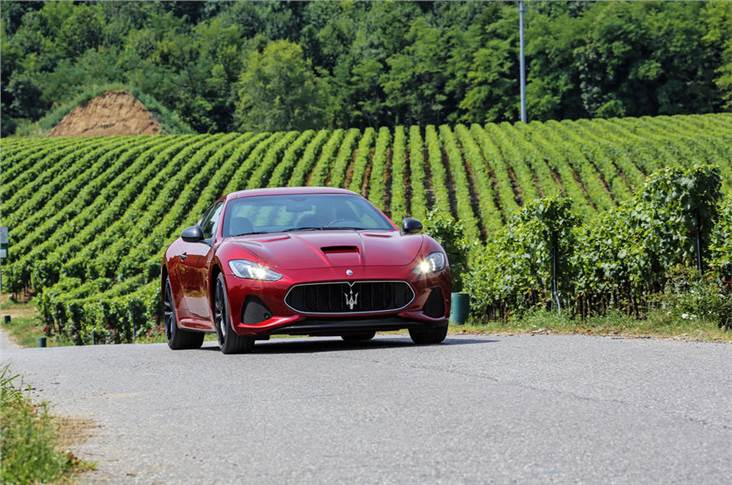 GranTurismo: on the market for 11 years