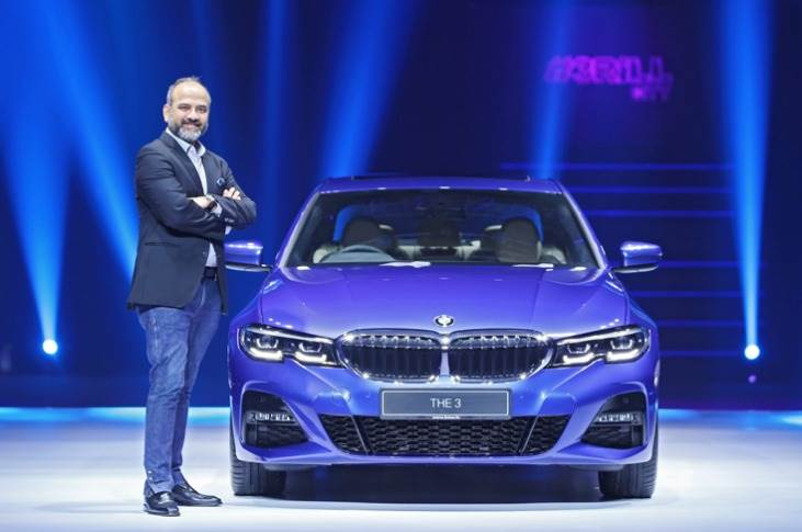 """Rudratej Singh: """"2019 was not an easy year for the Indian automotive industry. Though the industry is still facing difficult times, we are well prepared for 2020."""""""