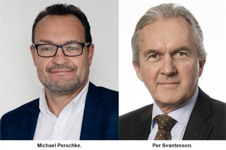 Perschke has been replaced by Per Svantesson, currently COO at Automobili Pininfarina and a seasoned international business leader who has held top level management and board positions in a number of large, global, industrial corporations including Volvo, Valeo and ESAB.