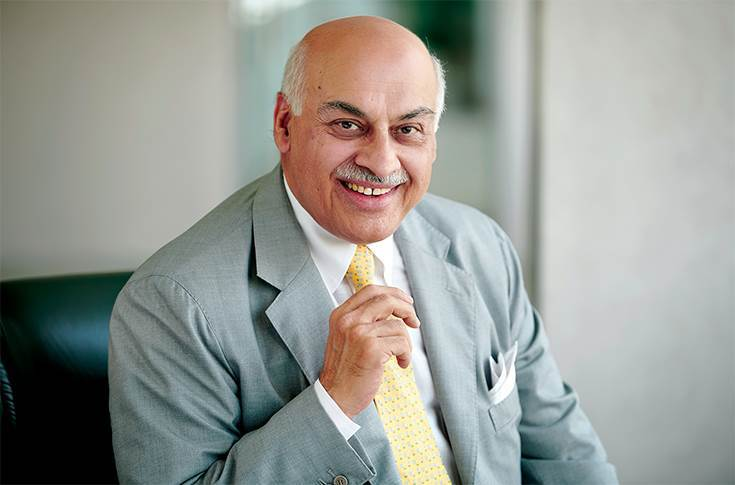 """Vivek Chaand Sehgal, chairman, Motherson Sumi: """"We are being asked by many of our customers to look at more specific companies which are in trouble and we believe can be acquired at low valuations."""""""
