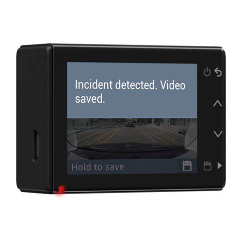 Detects incidents and saves them for perusal